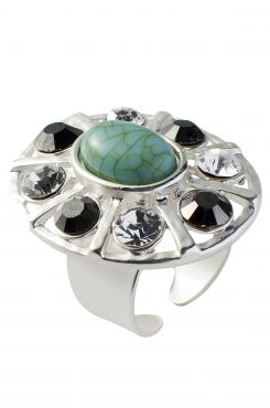 STONE RING (ADJUSTABLE)    RINGS