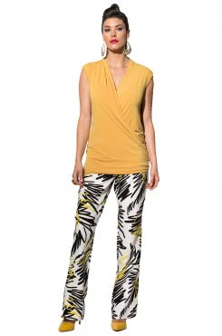 PATTERNED PANTS    TROUSERS/SKIRTS