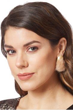 EARRINGS WITH TASSELS    EARINGS